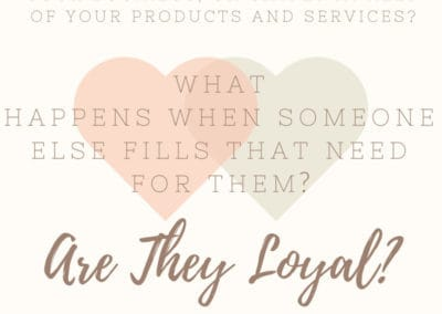 Customer Experience Quote Are They Loyal Elle Robertson