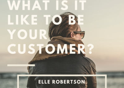 Customer Experience Quote What Is It Like Your Customers Shoes