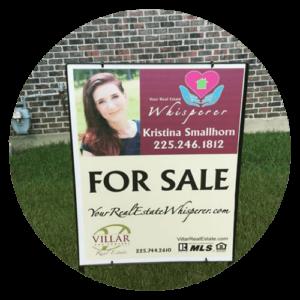 Your Real Estate Whisperer For Sale Sign
