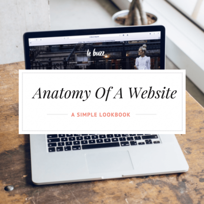 Anatomy Of A Website
