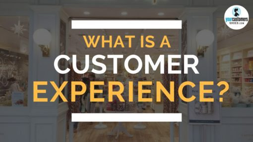 your customers shoes youtube customer experience video