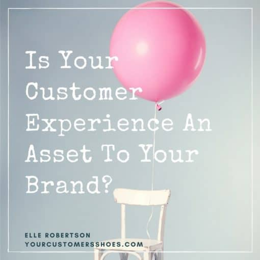 is your customer experience