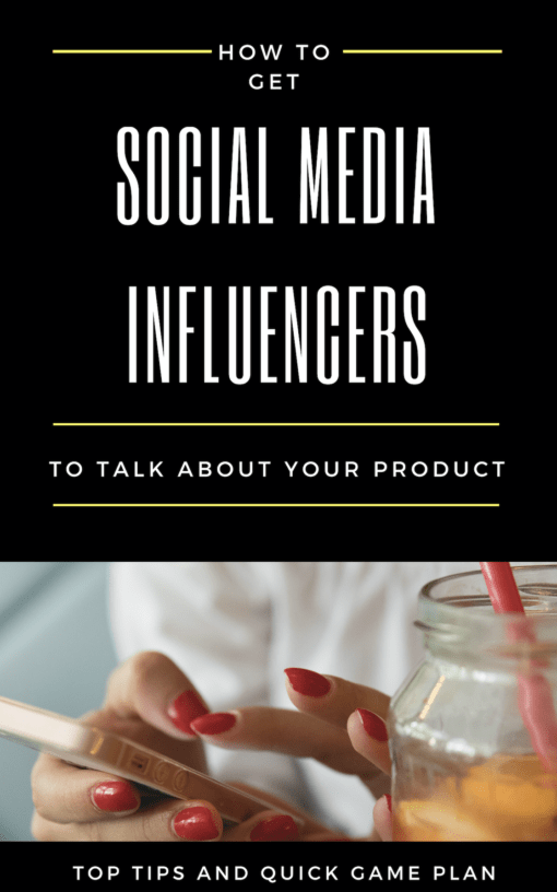 social media influencer ebook your customers shoes