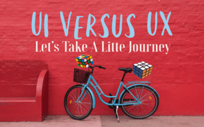 UX Versus UI: Aren't They Just The Same Thing?